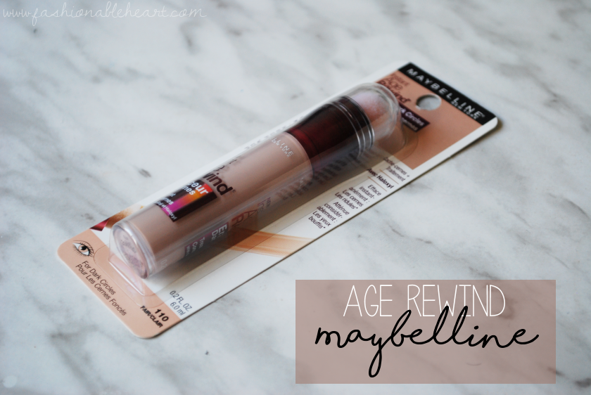 bbloggers, bbloggersca, canadian beauty bloggers, maybelline instant age rewind eraser, concealer, fair, swatch, review, dark circles