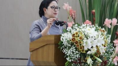 Ketua DPR RI Puan Maharani Puji Kinerja Pemprov Sulut: Sulut Provinsi Nomor 5 Terbaik Pertumbuhan Ekonominya