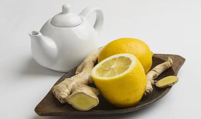 Gengibre com limão emagrece quantos quilos