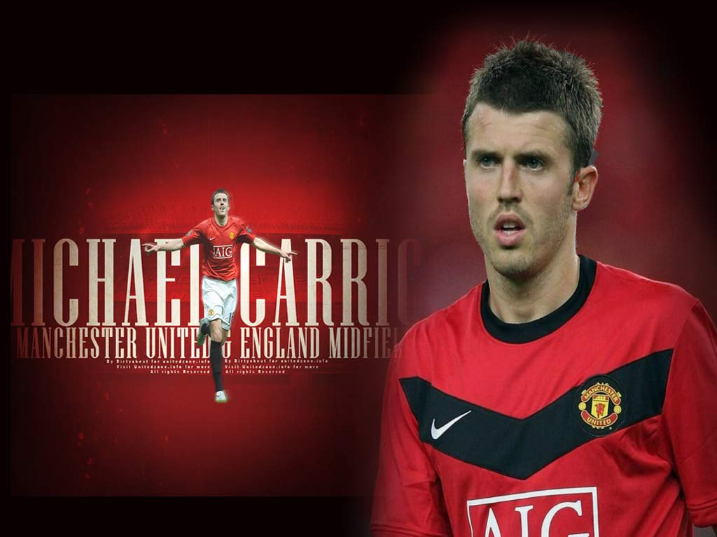Michael Carrick Pics And Wallpapers