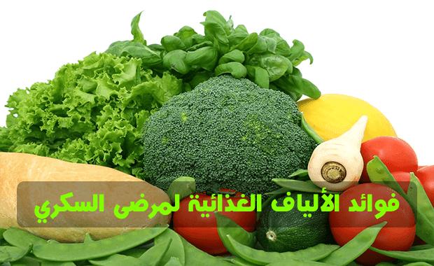 فوائد الألياف الغذائية لمرضى السكري