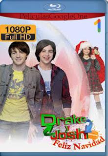 Drake & Josh: Feliz Navidad (2008) AMZN [1080p Web-DL] [Latino-Inglés] [LaPipiotaHD]