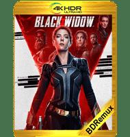 BLACK WIDOW (2021) BDREMUX 2160P HDR MKV ESPAÑOL LATINO