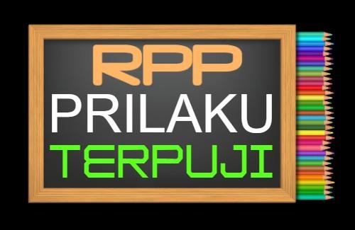 RPP PAI Kelas 2 Semester 1 Tahun 2021/2022, Materi Prilaku Terpuji