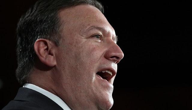 O presidente eleito Donald Trump selecionou Mike Pompeo, um republicano do Kansas e um ex-oficial do Exército, para liderar a CIA
