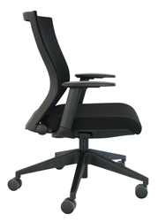 Adjustable Task Chair by Eurotech