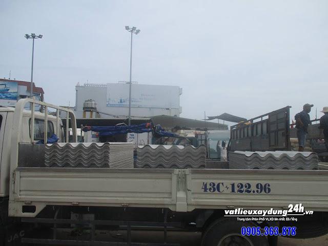 VLXD Hưng Gia Bình - Nhà phân phối tấm lợp fibro xi măng tại Đà Nẵng, Hội An, Quảng Nam