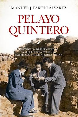 Pelayo Quintero - Portada