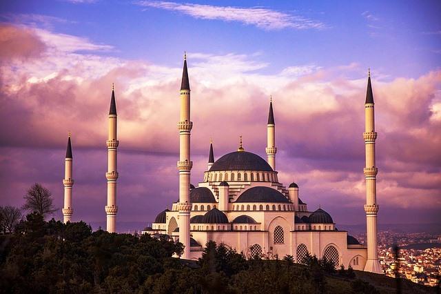 Mesquita em Istambul, na Turquia  Foto: Pixabay