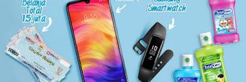 Kontes Foto Pilih Yang Baik Total Care Berhadiah Xiaomi Redmi 7