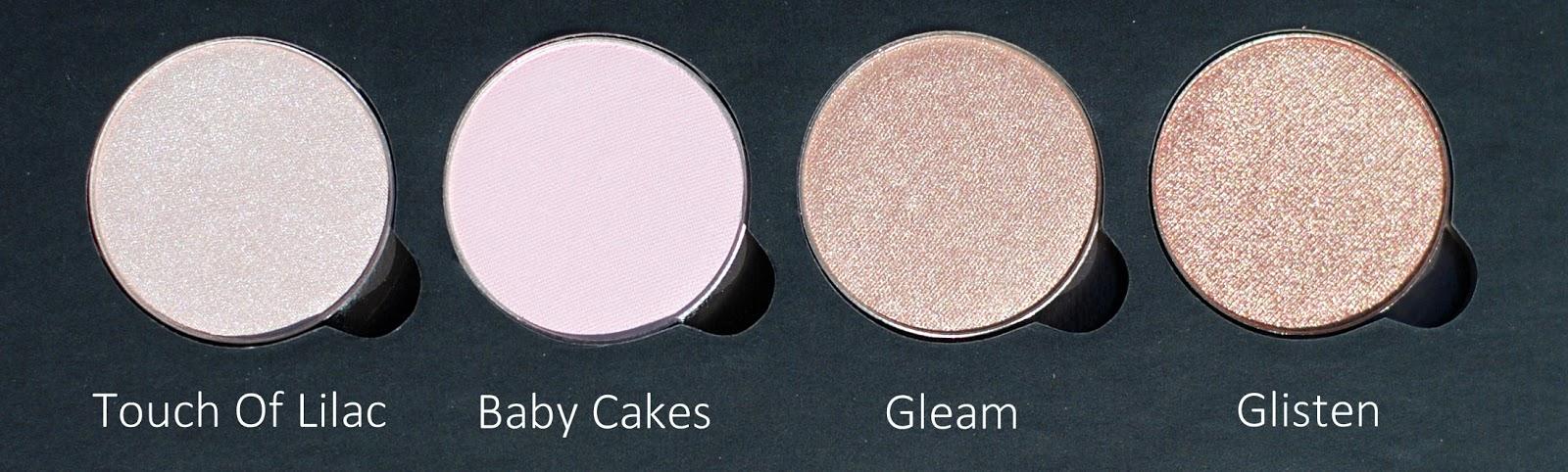 Abh Eyeshadow Baby Cakes