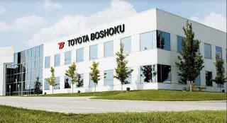 Lowongan Kerja SMK Via Online PT. Toyota Boshoku Indonesia (PT. TBINA)