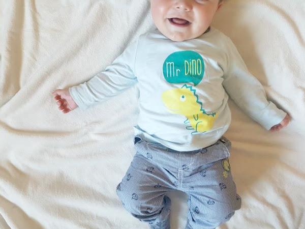 Journal de Bébé : Louis, 7 mois