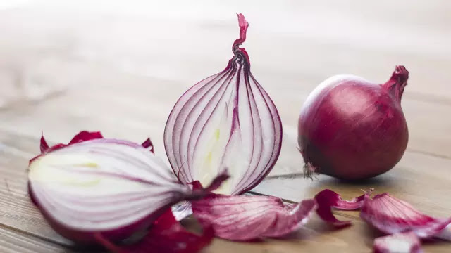 Is it true that Red Onions Able to Delay Aging?
