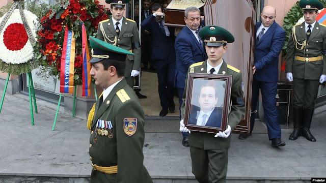 Ex jefe de seguridad armenio se habría suicidado