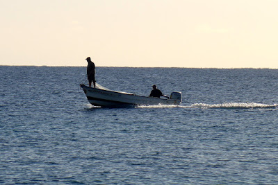 Local Fishermen in Los Barriles