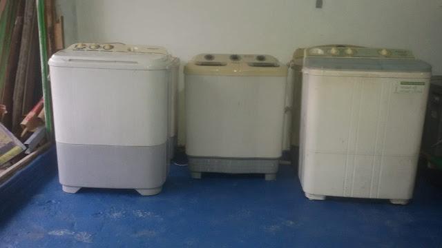 Jual Mesin Cuci Bekas Siap Antar & Pakai Semarang