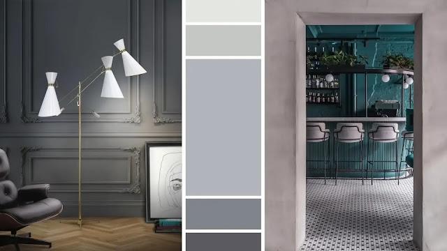 Gray tones
