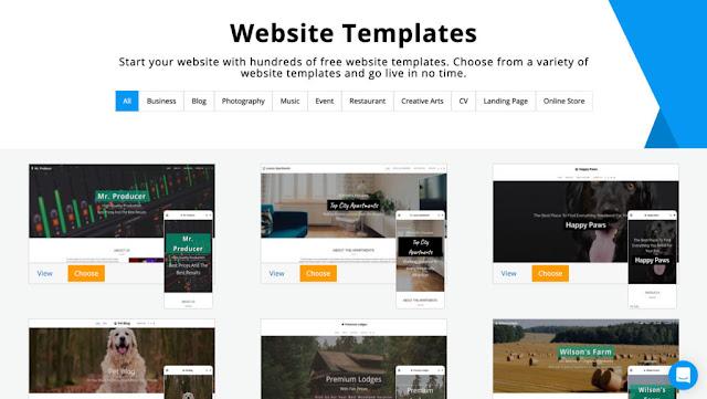 site123-templates