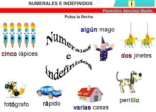 Determinantes numerales