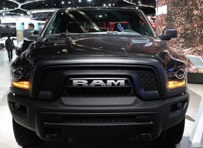 2017 the new ram 1500 night black edition