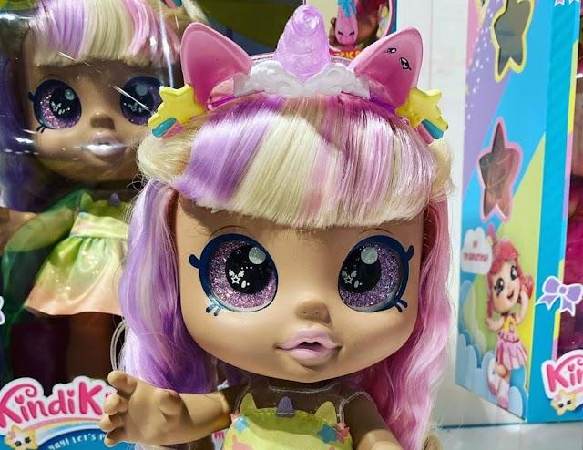 Новые Кинди Кидс куклы: единорог, модницы, скорая помощь и интерактивная пациентка