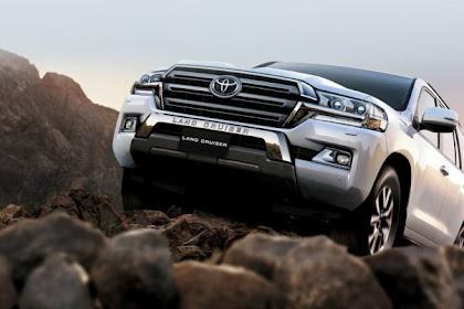 Toyota Land Cruiser Terbaru Dilarang Dijual Kembali..!!, Apa ya alasannya?