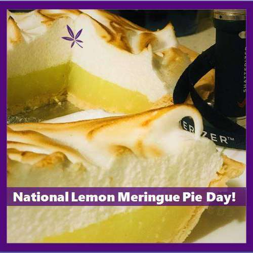 National Lemon Cream Pie Day Wishes Images