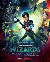 Wizards: Tales of Arcadia Season 1 Dual Audio Hindi 720p HDRip