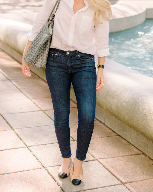 Cate Ankle Skinny Jeans RAG and BONE