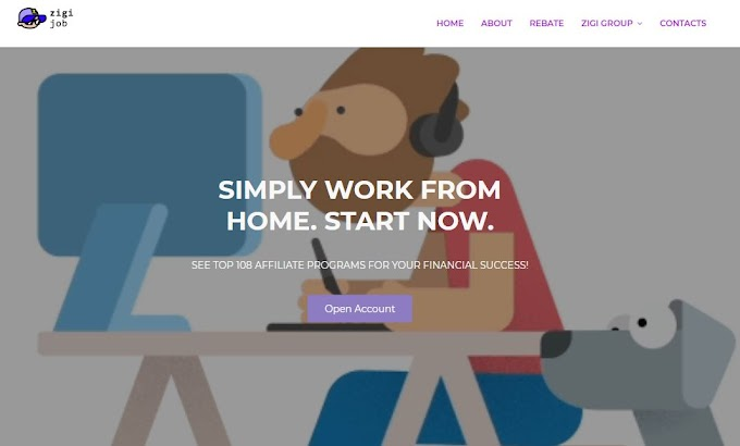 HOW TO WORK FROM HOME WITH ZIGIJOB.COM?