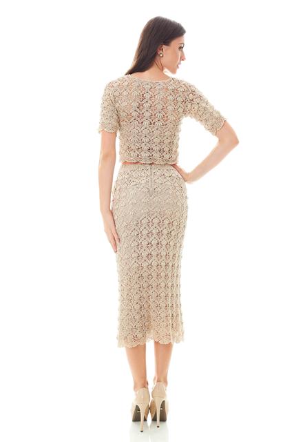 crochet dresss pattern