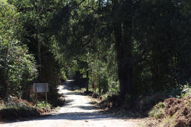 Camino Las Minas