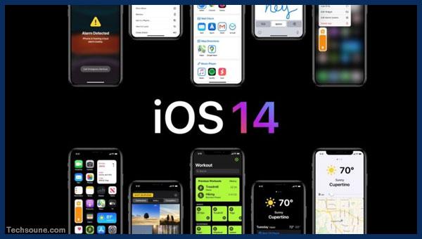 جميع الأجهزة التي ستحصل على تحديث iOS 14