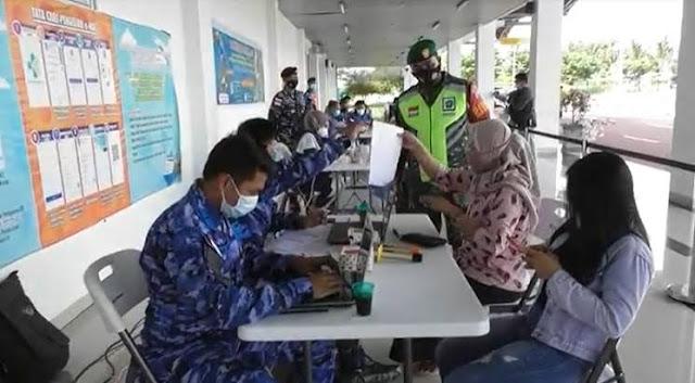 Duh! Pakai Surat PCR Palsu, 5 Anggota Polisi Ditangkap POM AU