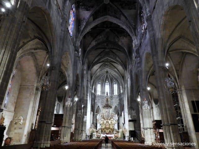 Arquitectura religiosa, Palma de Mallorca