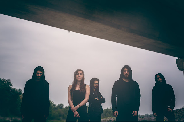 Interview with While Sun Ends, Progressive Post Death Metal Band from Italy