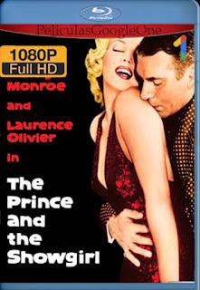 El Principe Y La Corista  [1957] [1080p BRrip] [Latino-Inglés] [LaPipiotaHD]