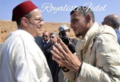 السيد فؤاد عالي الهمة الرجل الوطني  الصادق قريب  جدا من هموم المواطنين