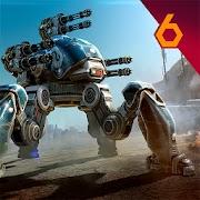 Game War Robots MOD Inactive Bots