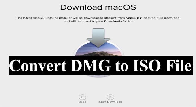 convert .iso to .dmg on mac