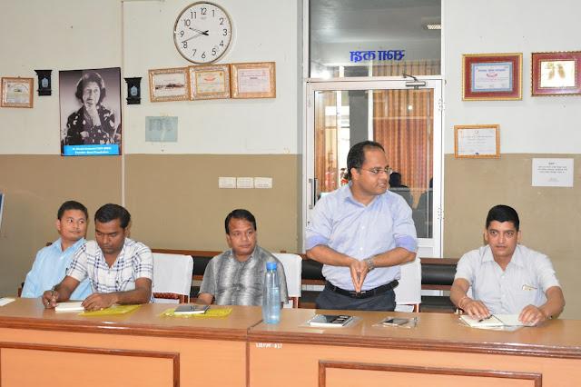 Dr Suresh Rasaili Rapti eye hospital