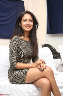 Aditi Chengappa Cute Actress in Tight Short Dress 063.jpg