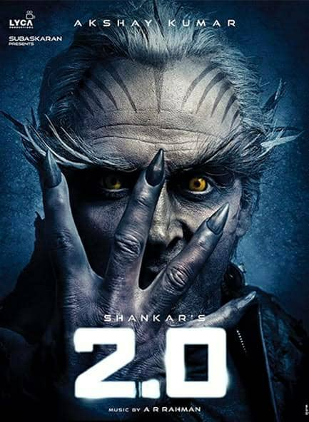 Robot 2.0 (2018) Full Movie Download in Hindi Dubbed 720p Worldfree4u