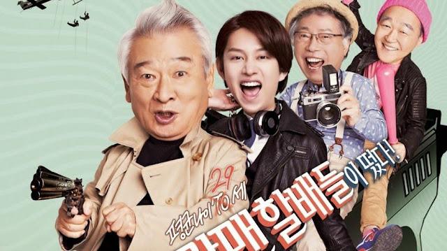 Đội Điều Tra Đẹp Lão - Grandpas Over Flowers Investigation Team (2014) Big