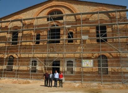 Convierten Iglesia armenia en Turquía en centro de arte