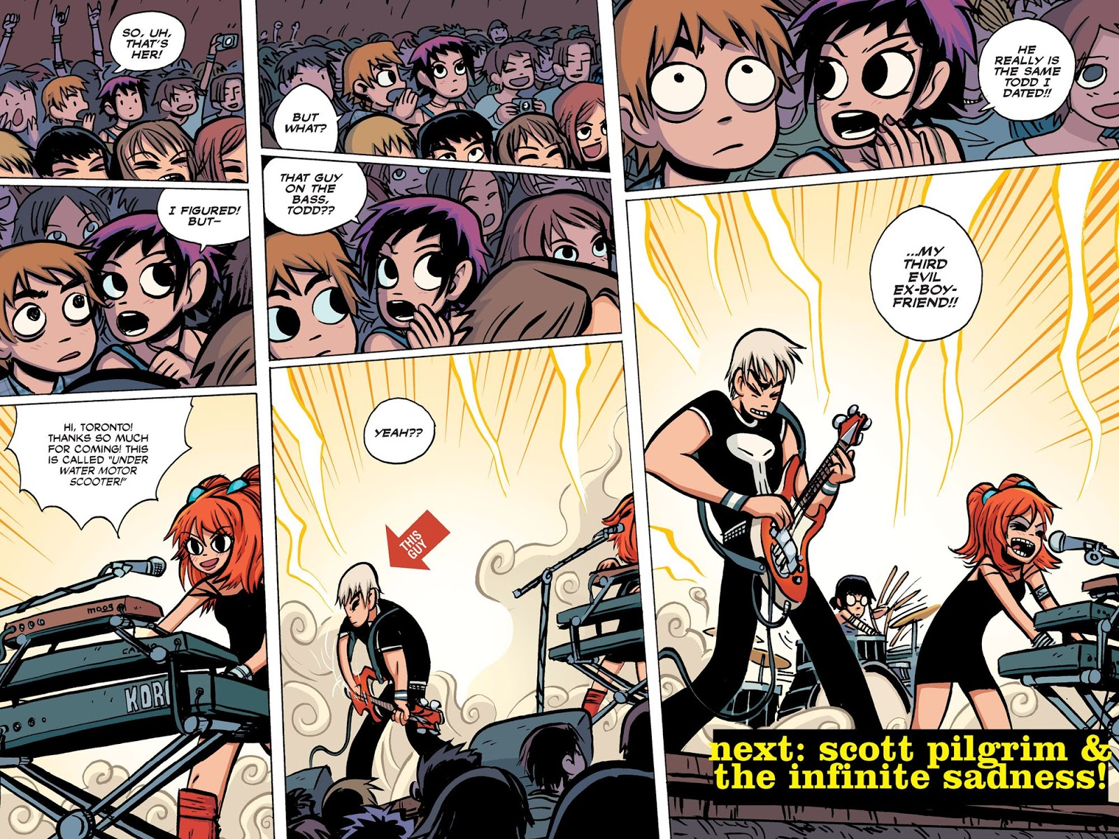 Scott Pilgrim Graphic Novel Pdf