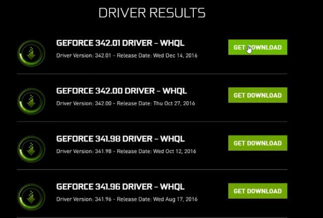 3 طرق مختلفة تحديث كرت الشاشة Nvidia تحديث تعريفات انفيديا Update Nvidia Graphic Driver