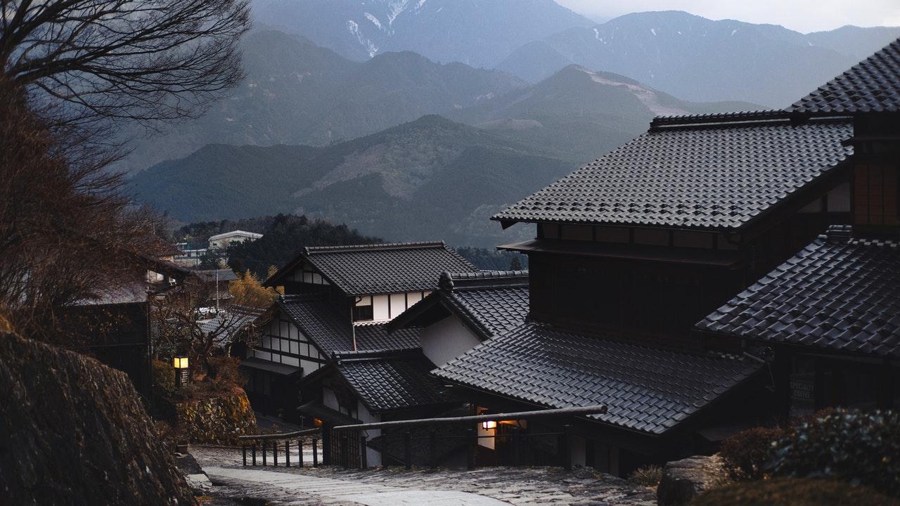 distintos tipos de arquitectura japonesa