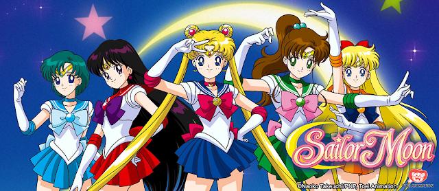달의 요정 세일러문 (Sailor Moon)